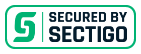 Secured by Sectigo CA